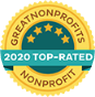 2020 Top-Rated Great Nonprofit Badge