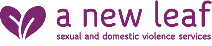 Sexual and domestic violence Logo